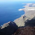 Il mare visto dalla montagna